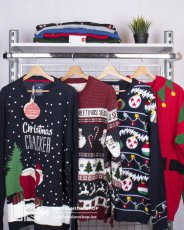 Christmas clothing - grade A + CR