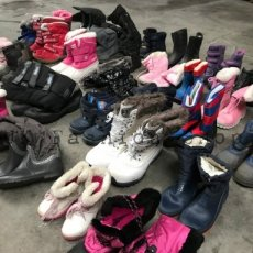 Kids winter boots - grade A + CR
