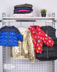 Children winter anorak - grade A + CR